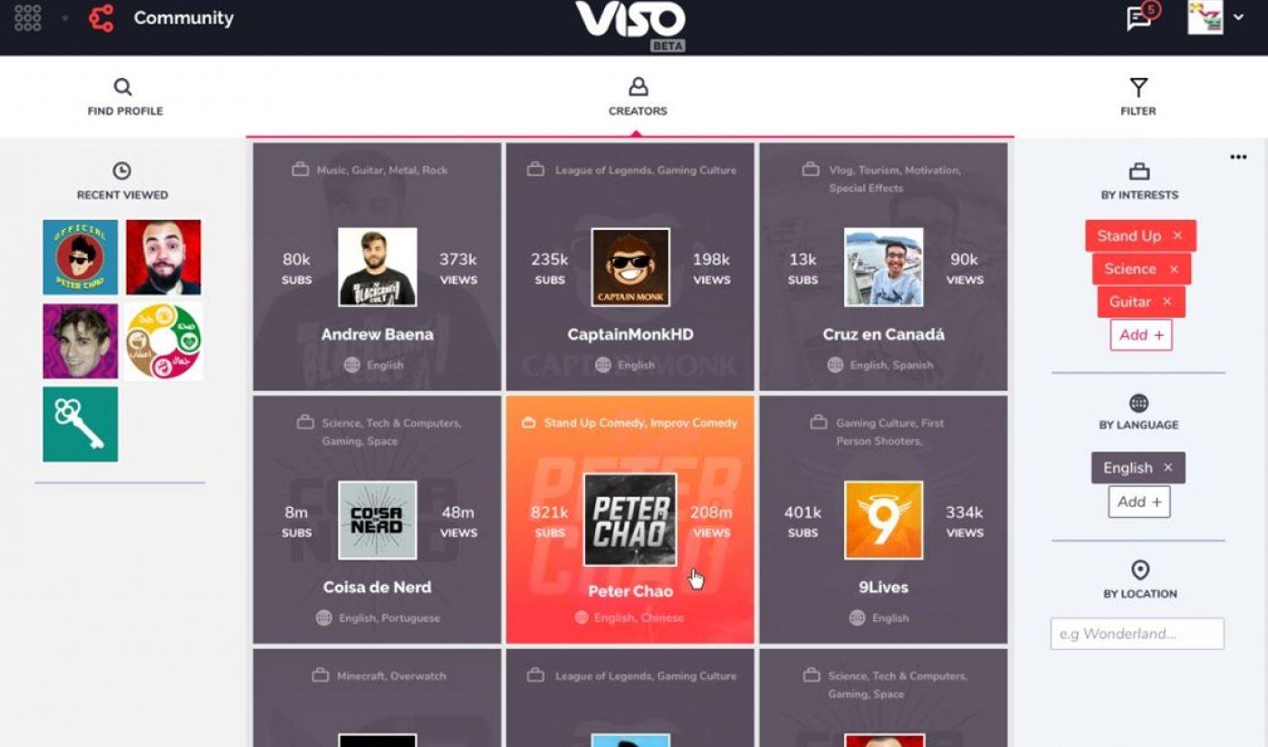 BroadbandTV Unveils 'VISO' Platform To Help Creators Collaborate, Optimize Uploads, More
