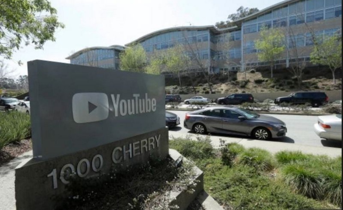 Reports of active shooter at YouTube HQ