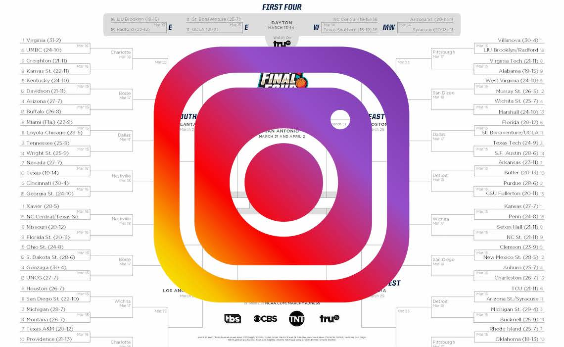756e0f23c7 March Goes Mad For Instagram - Tubefilter