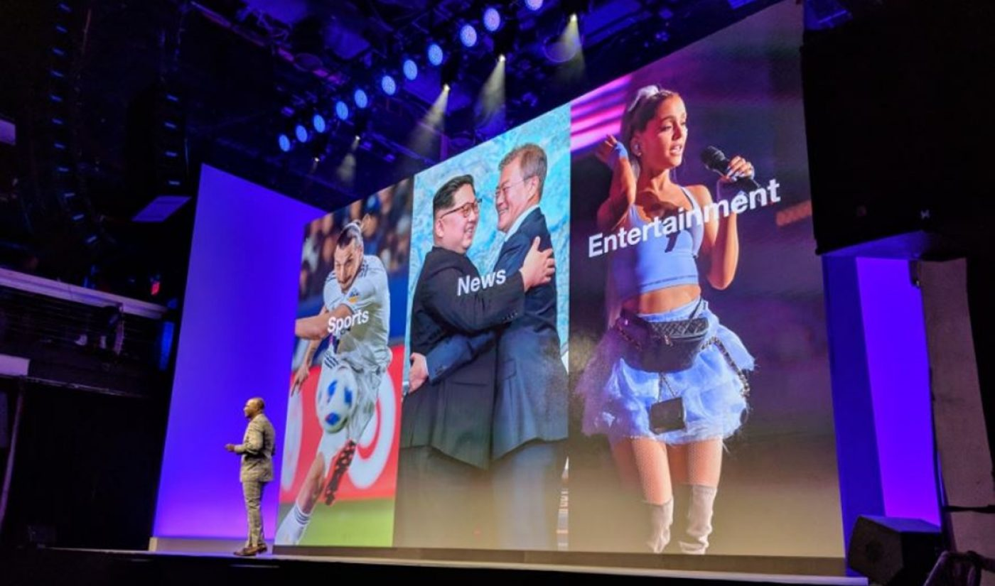 Twitter To Double Video Output In 2018, Including Pacts With NBCUniversal, Disney, Viacom