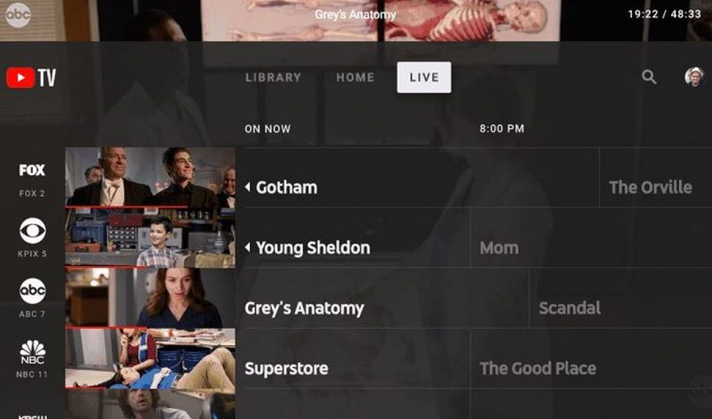 You Can Now Watch YouTube TV On Mozilla Firefox