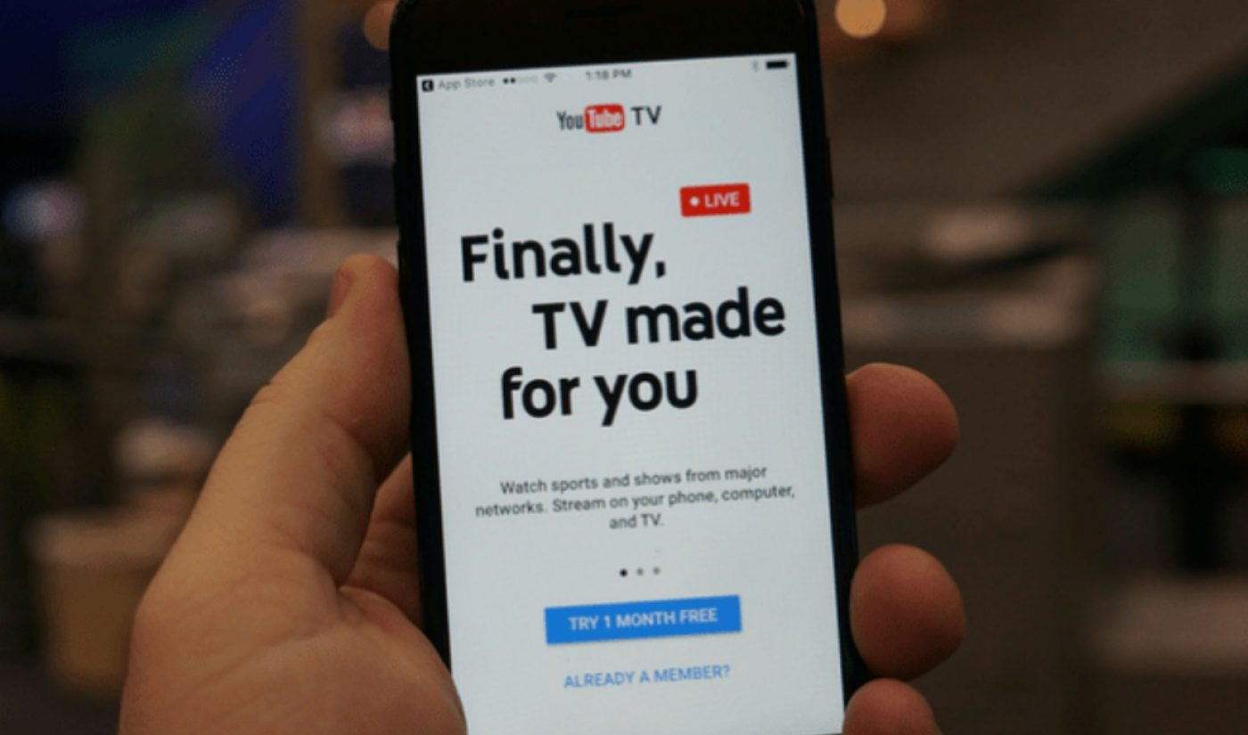 YouTube TV Hikes Subscription Price To $65 After Adding Suite Of ViacomCBS Channels