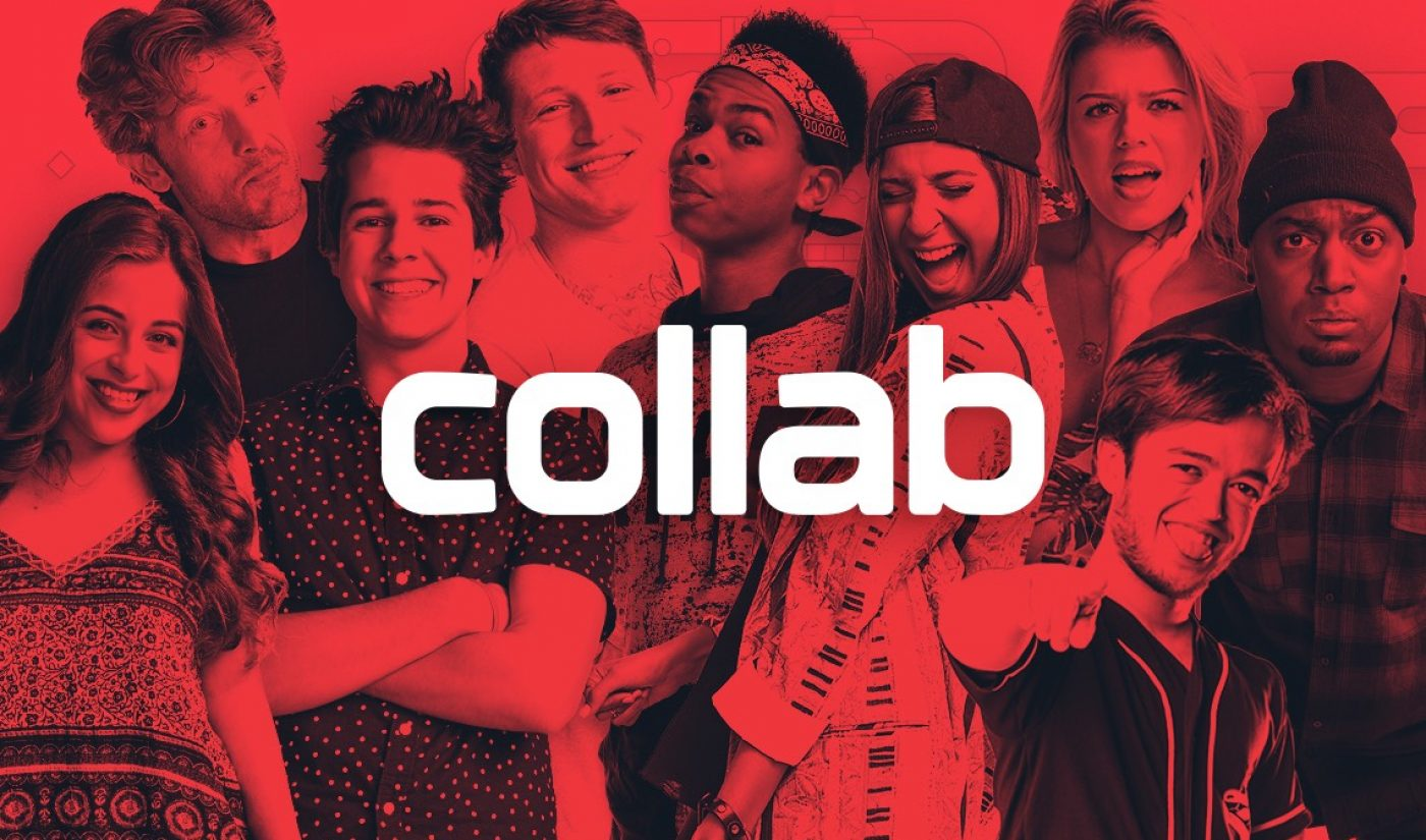 How Collab Built A Digital Talent Network And Rights Management Powerhouse Six Seconds At A Time