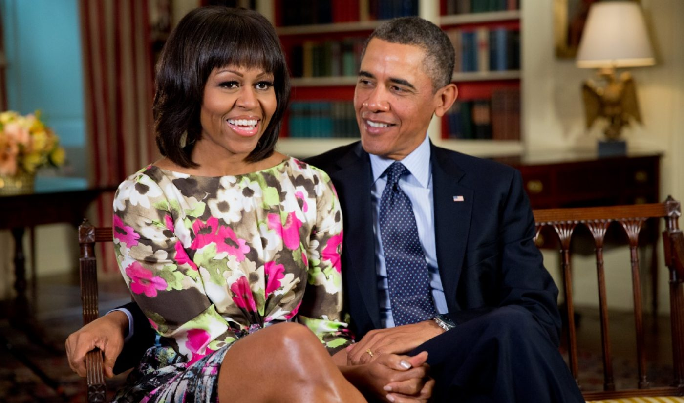 Barack And Michelle Obama Ink Multi-Year Content Partnership With Netflix
