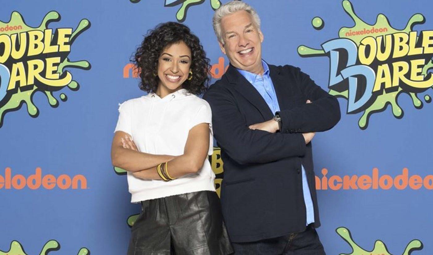 Liza Koshy To Host Reboot Of 'Double Dare', Nickelodeon's Longest-Running Game Show