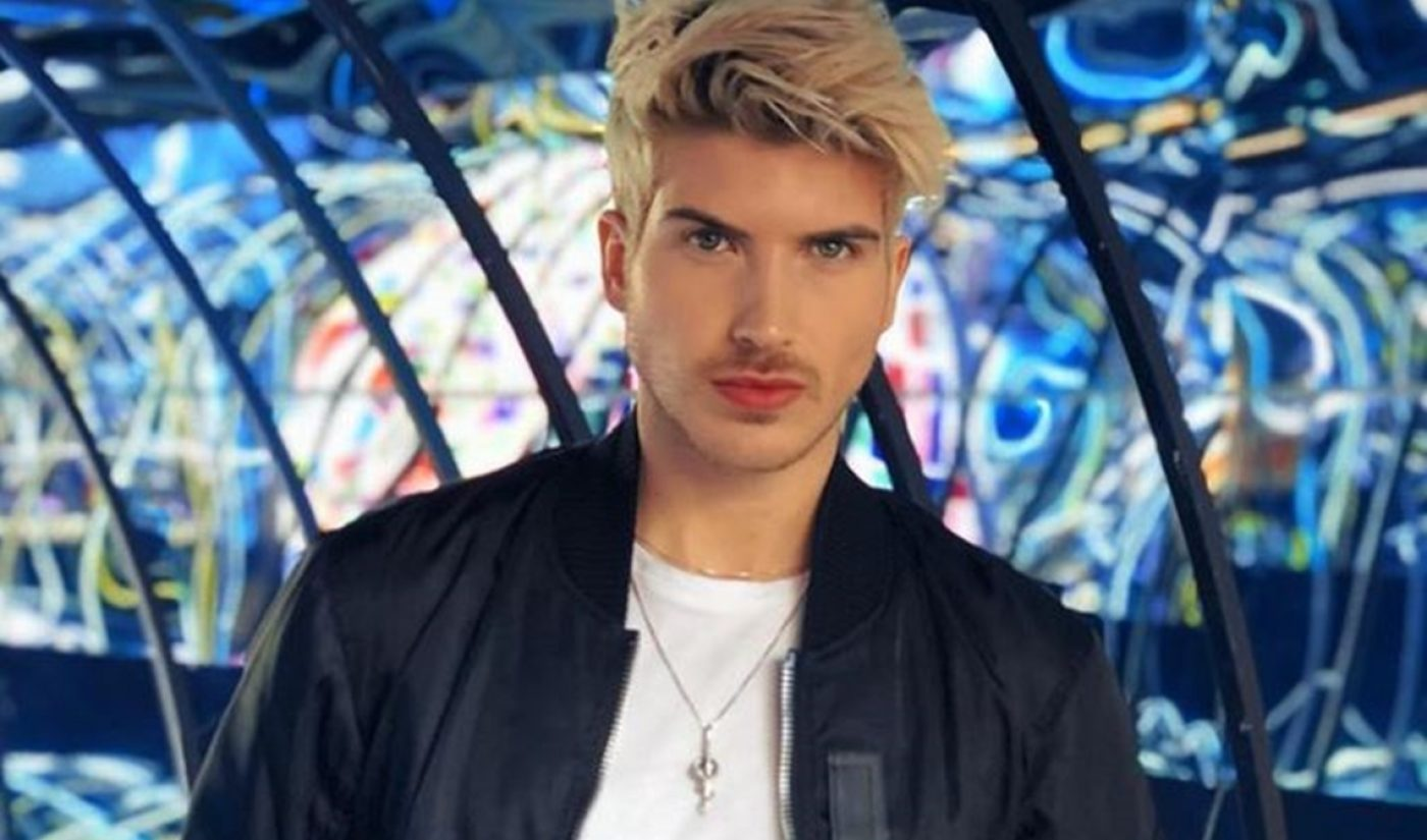 Joey Graceffa Unveils Conclusion To 'Eden' Book Trilogy, With Hopes Of Film Franchise