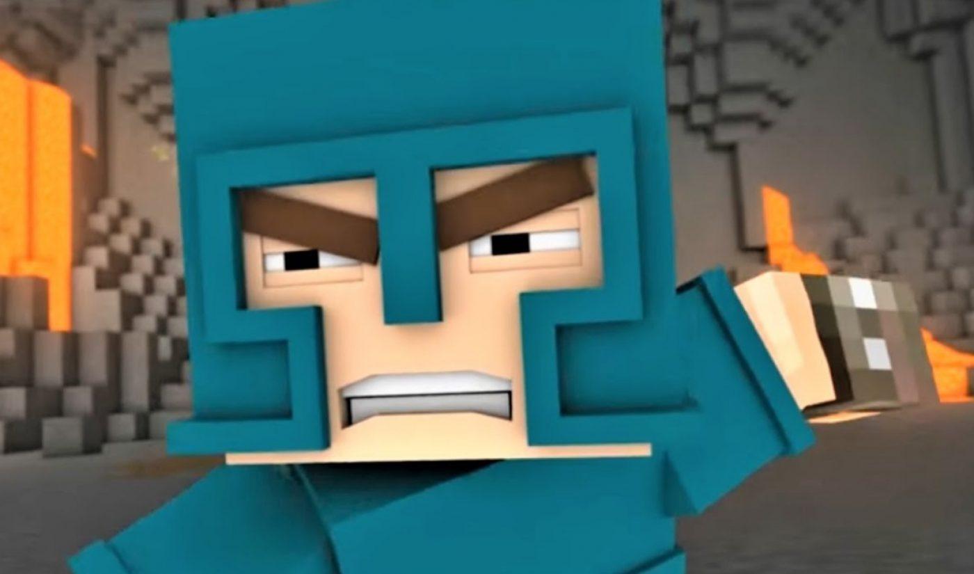 "YouTube Millionaires: 'Minecraft' Videomaker MC Jams Applies ""Professional Training To My Songs"""