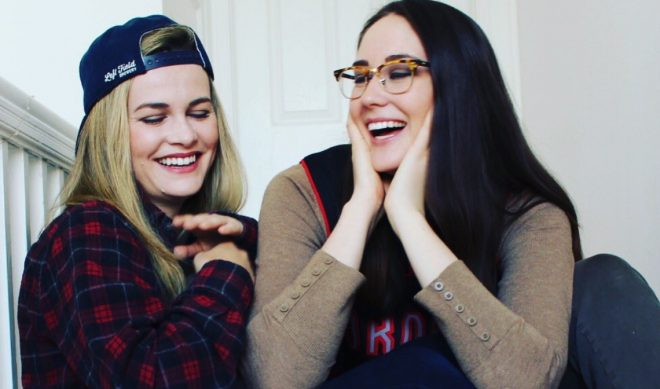 Indie Spotlight: 'Step Sisters' Shoot The Bull On Their Front Steps