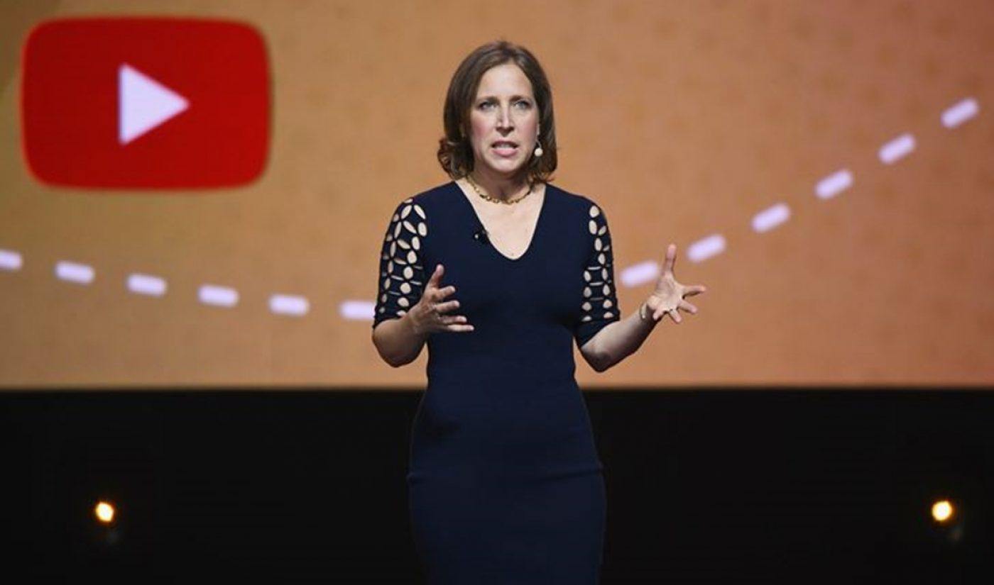 Susan Wojcicki Warns Article 13 Could Result In Shutdown Of Millions Of YouTube Channels In The EU