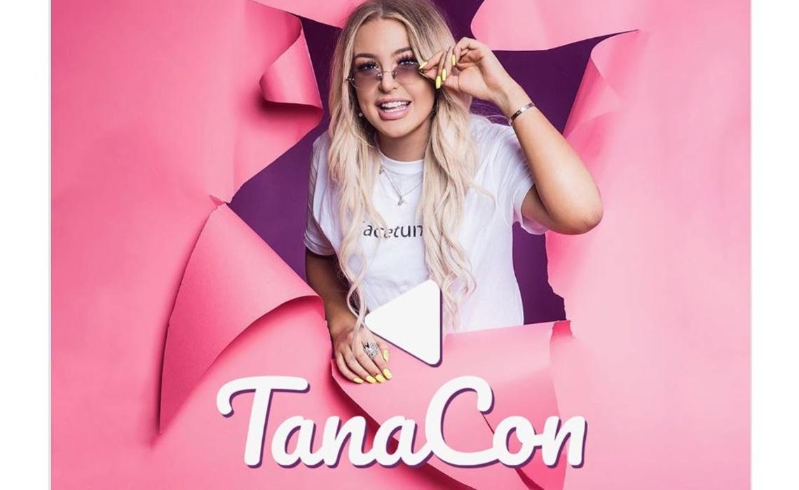 Tana Mongeau To Host Tanacon A Vidcon Alternative With Bella Thorne Zane Hijazi More