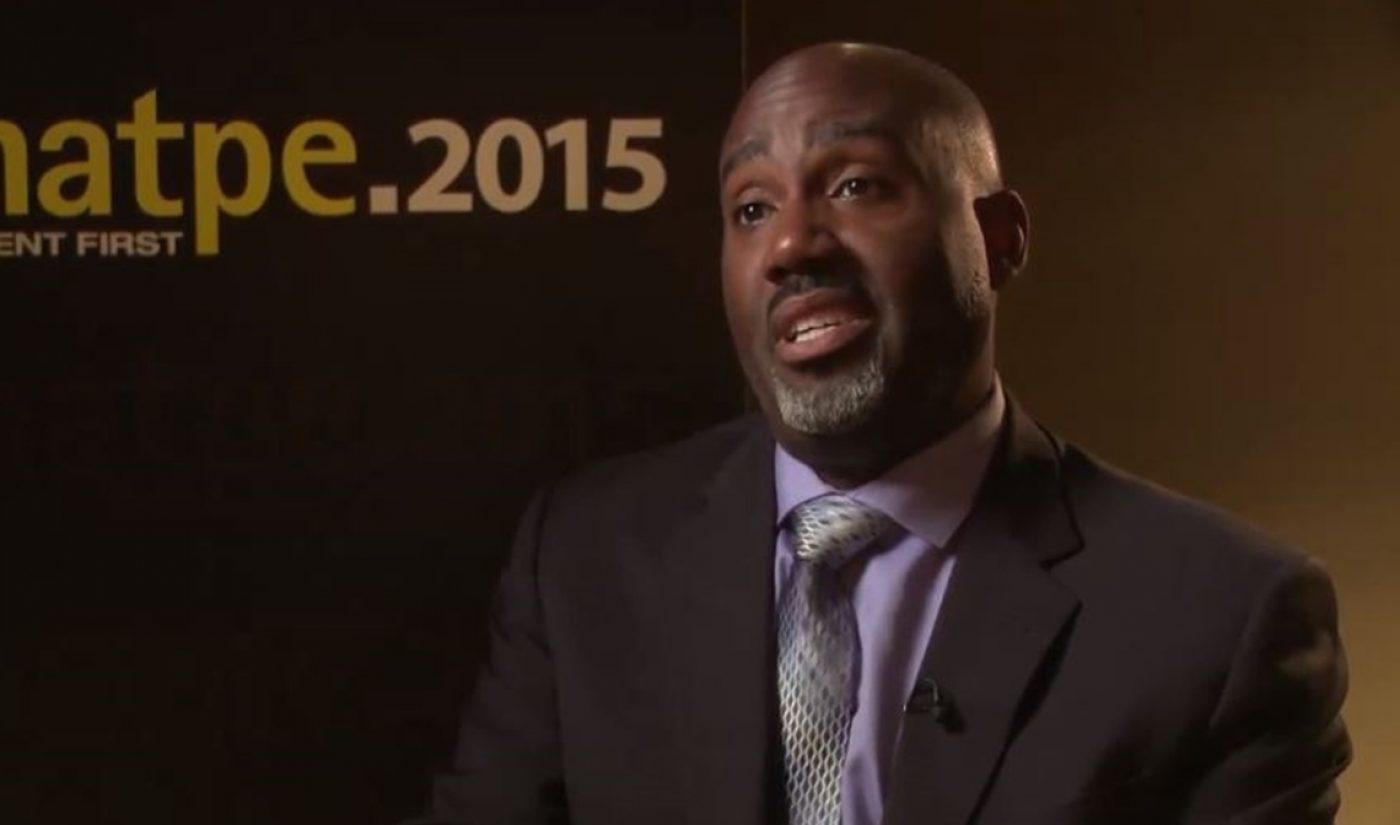 NBC Programming Vet Vernon Sanders Named Amazon's Co-Head Of Television