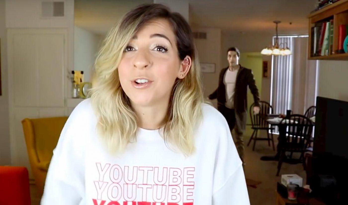 YouTube Premium Series 'Teleports' Character Into Gabbie Hanna, JacksFilms, David Dobrik's Videos (Exclusive)