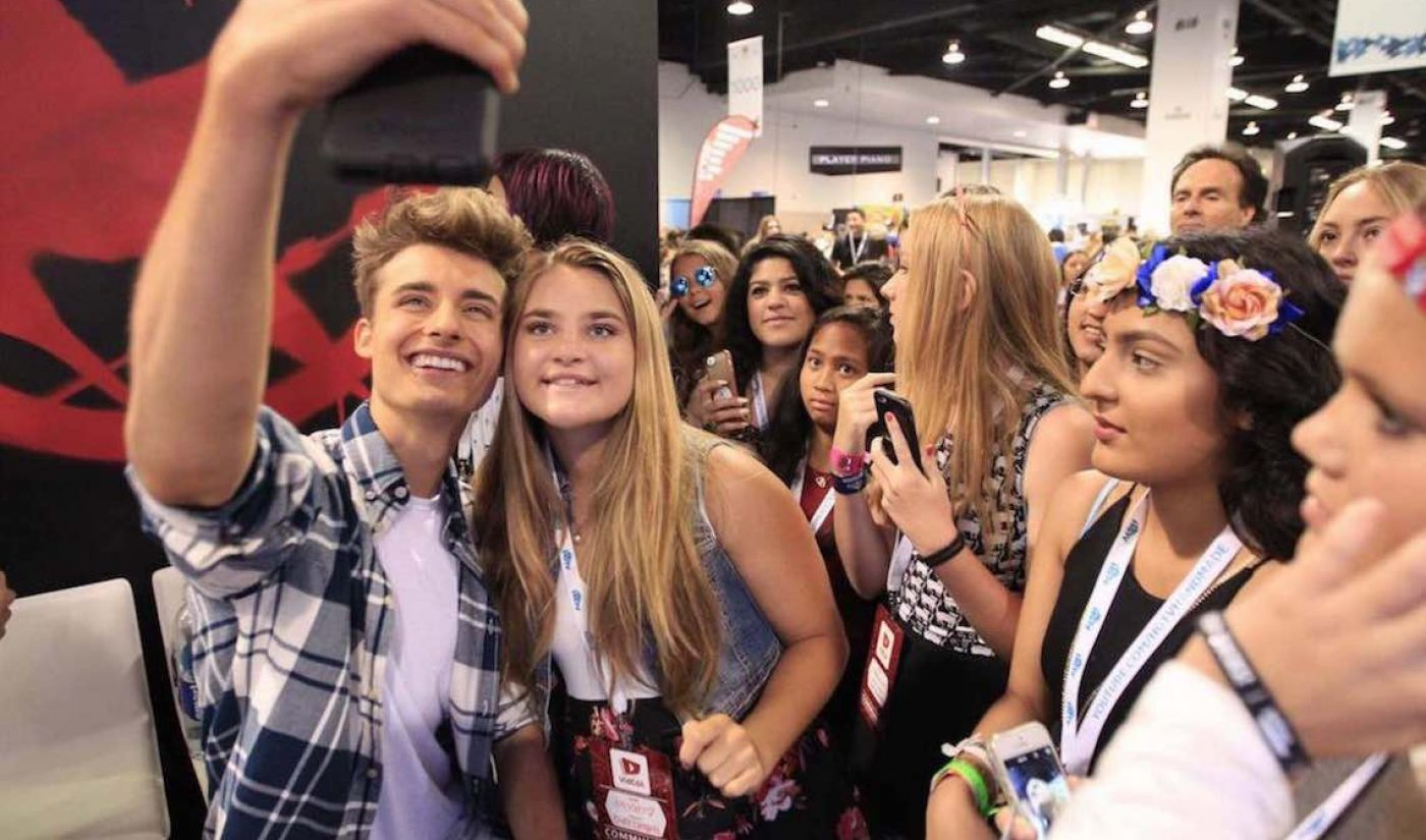 Insights: VidCon Navigates An Industry's Stormy Season With New Owner, Influx Of Brands And Platforms