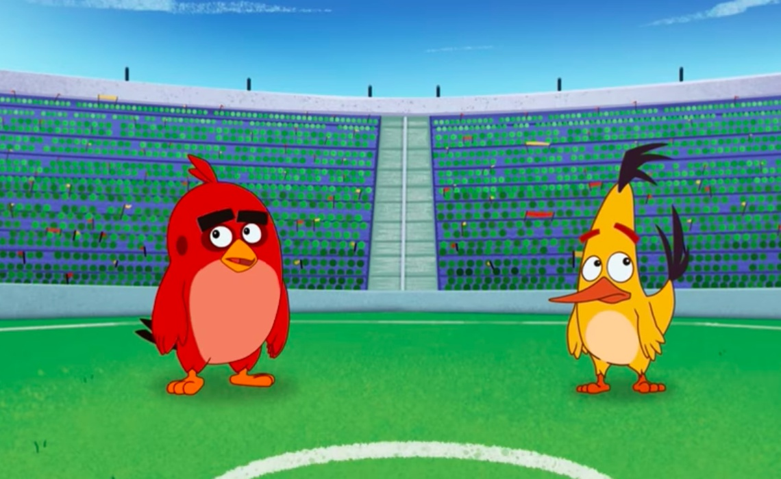 Kids Compete For The 'BirLd Cup' In YouTube Series That