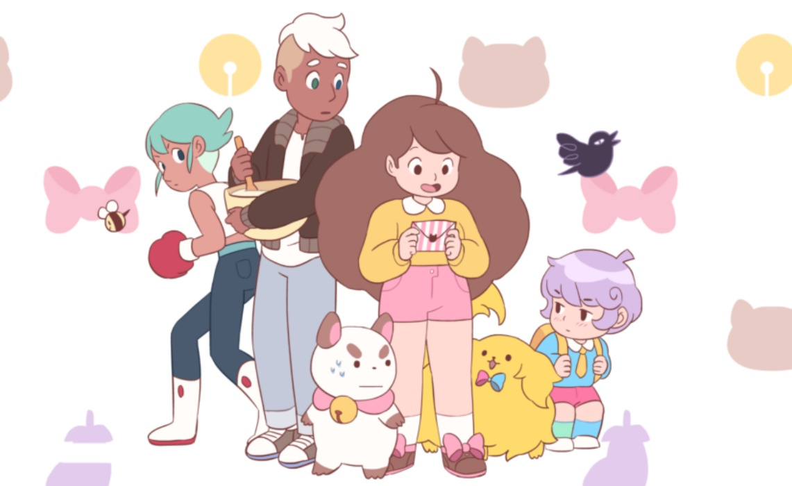 New Episodes Of Popular Cartoon Hangover Series Bee And Puppycat Are Coming To Vrv Tubefilter