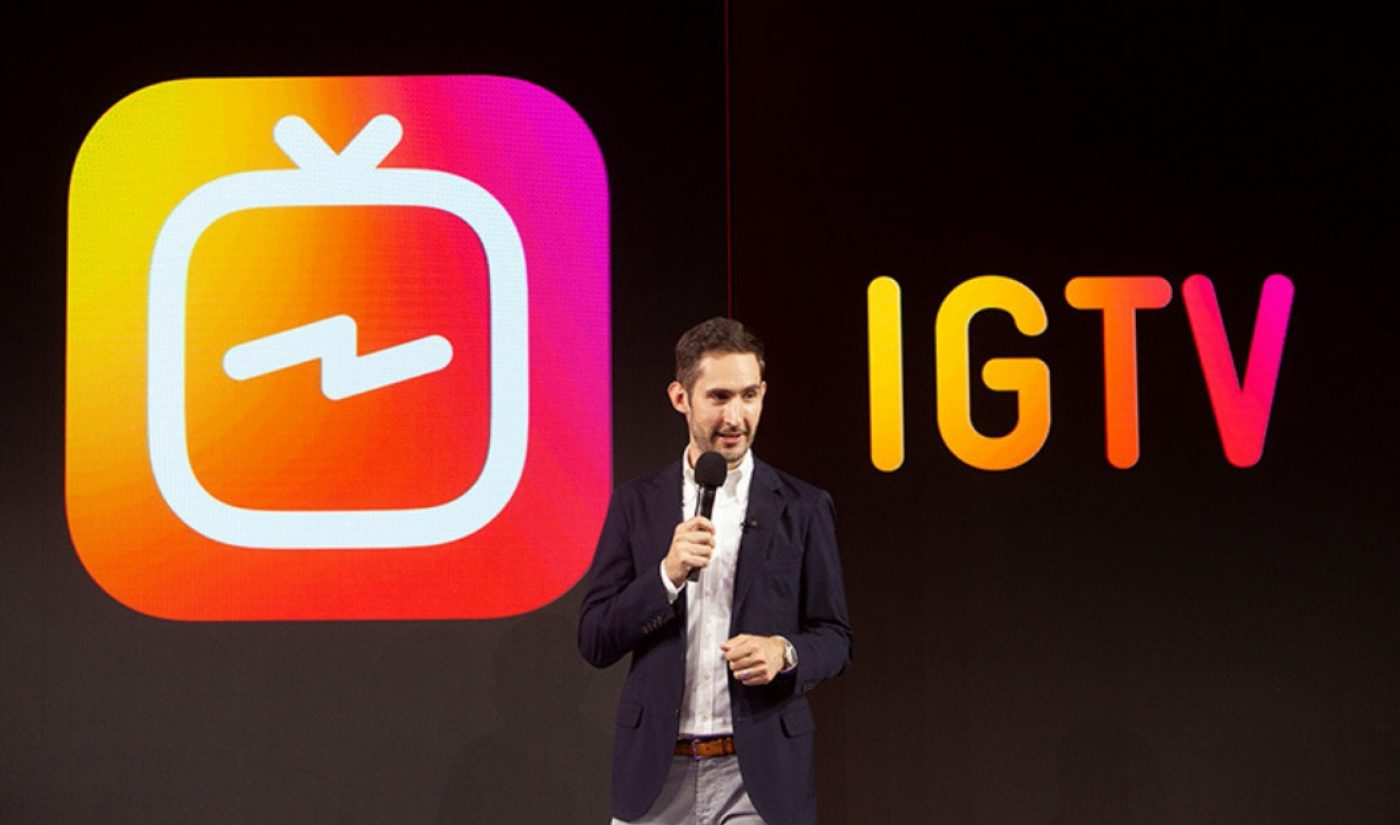 Instagram Announces IGTV, An Entertainment Hub With Hour-Long Videos And Content From Social Stars