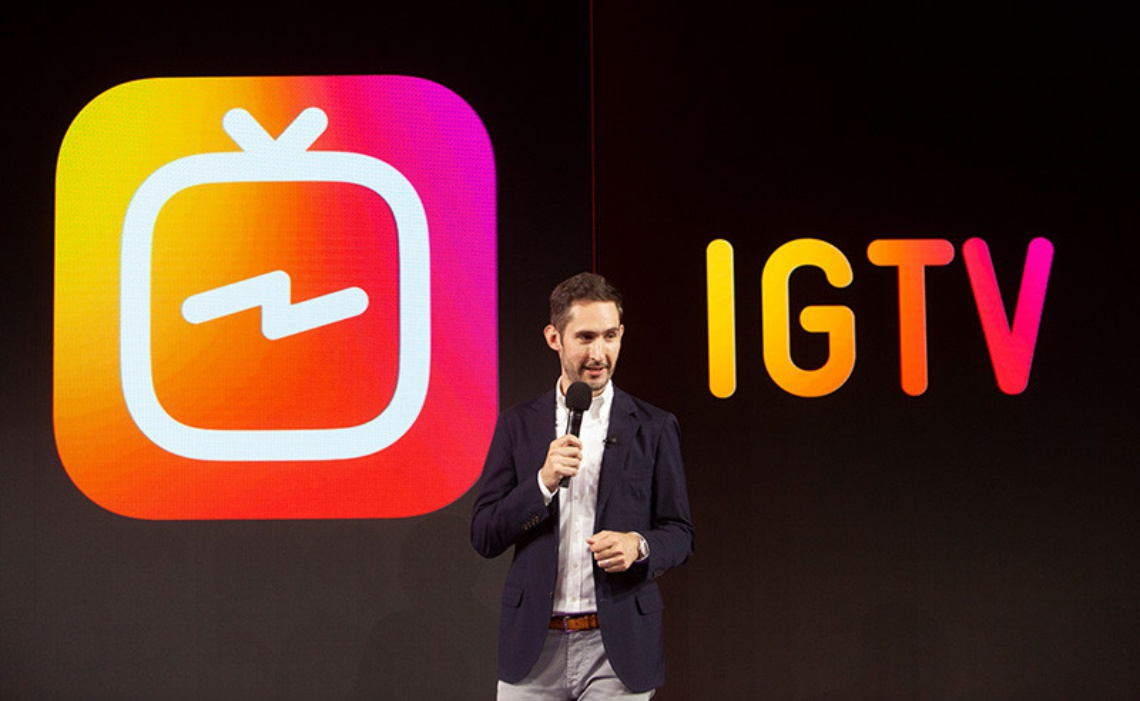 Instagram launches IGTV & you can Upload/Watch hour-long Videos