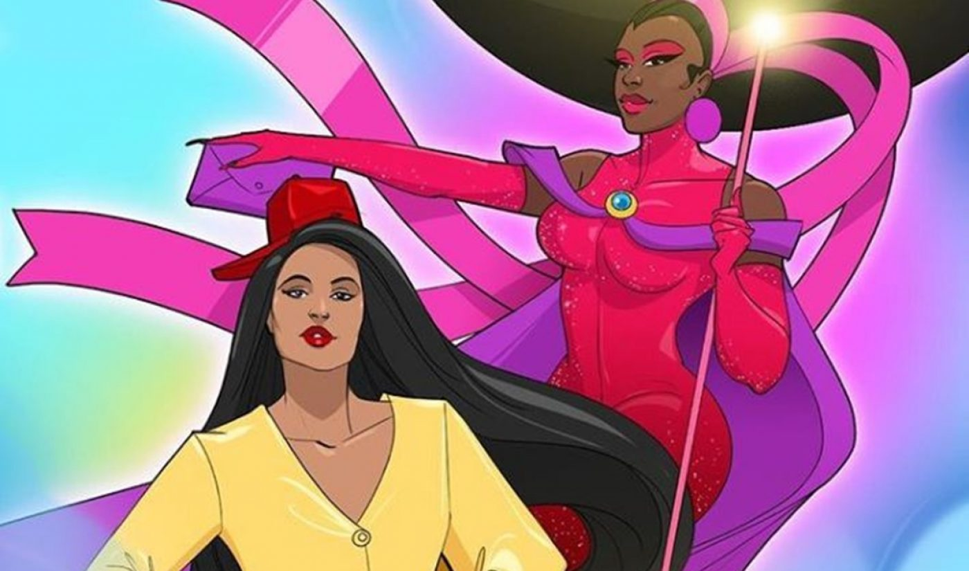 'Kickass Drag Queen' Will Be The First Series From Lilly Singh's Unicorn Island Productions