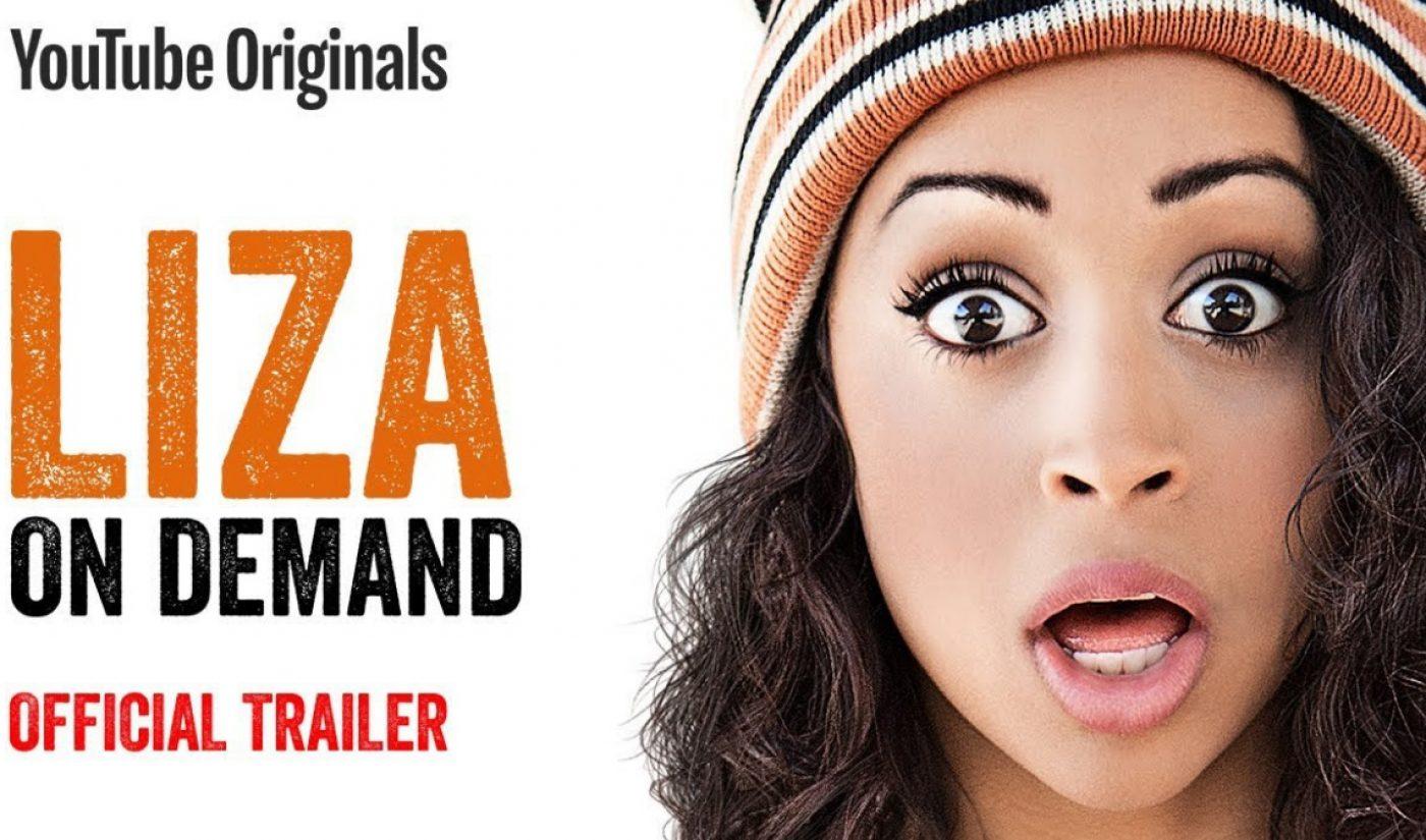 'Liza On Demand,' Starring Liza Koshy, Now Available Through YouTube Premium