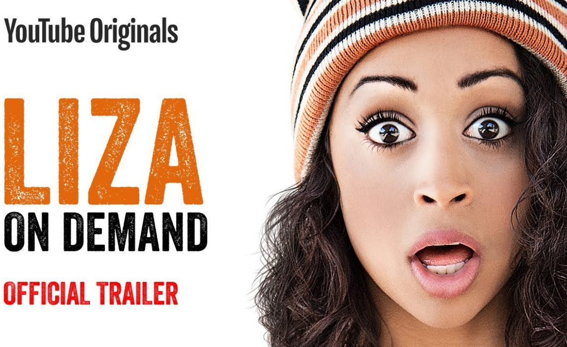39 liza on demand 39 starring liza koshy now available for Premium on demand