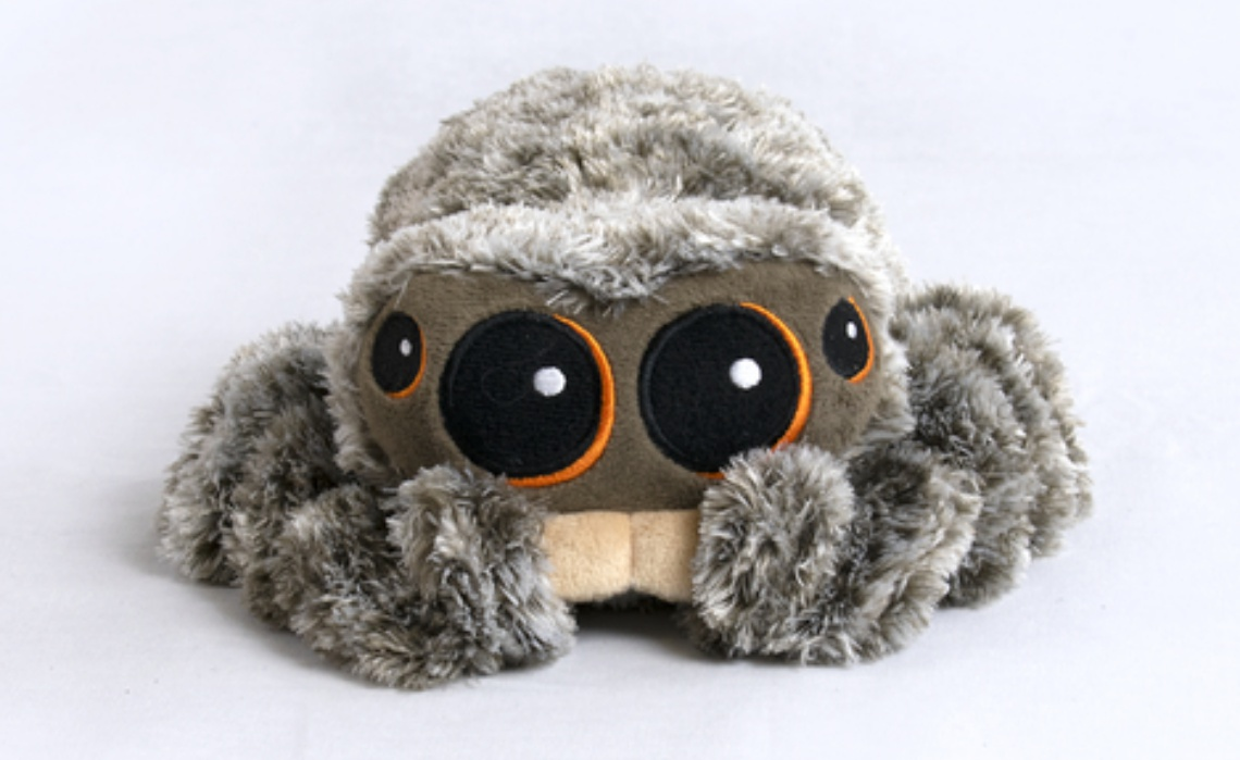 800 000 Worth Of Lucas The Spider Plushies Have Been Sold In 10 Days