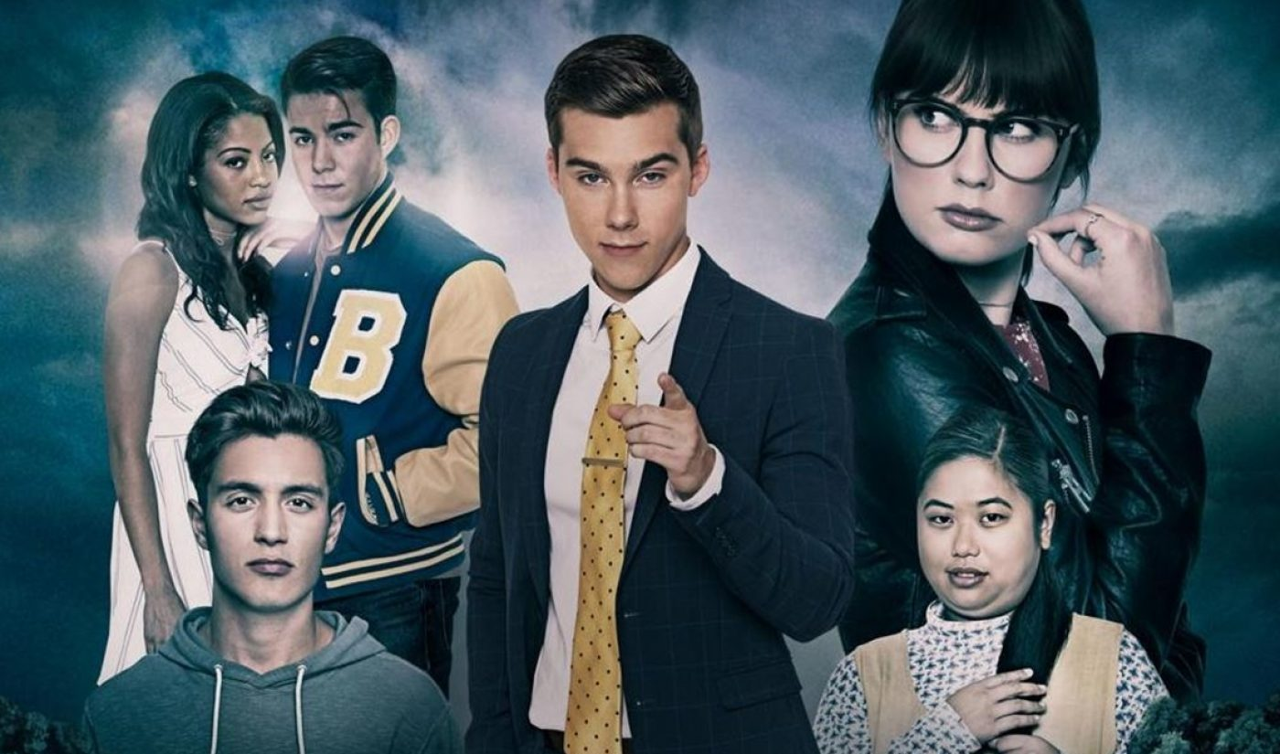 Go90 Standout 'Mr. Student Body President' Returning For Seasons 3 And 4 With Arden Rose, Gabriel Conte