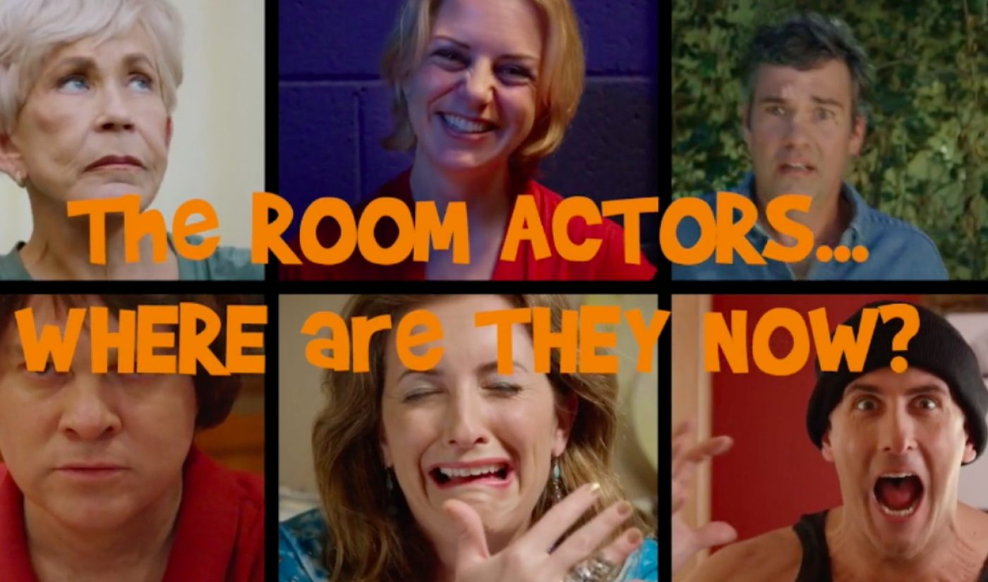 Fund This: Actors From 'The Room' To Finish Answering The Question 'Where Are They Now?'