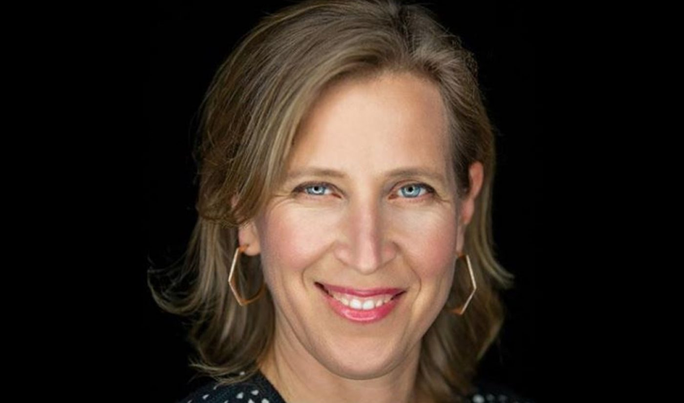 Susan Wojcicki Says YouTube Update This Quarter Improved Monetization Icon Accuracy By 10%