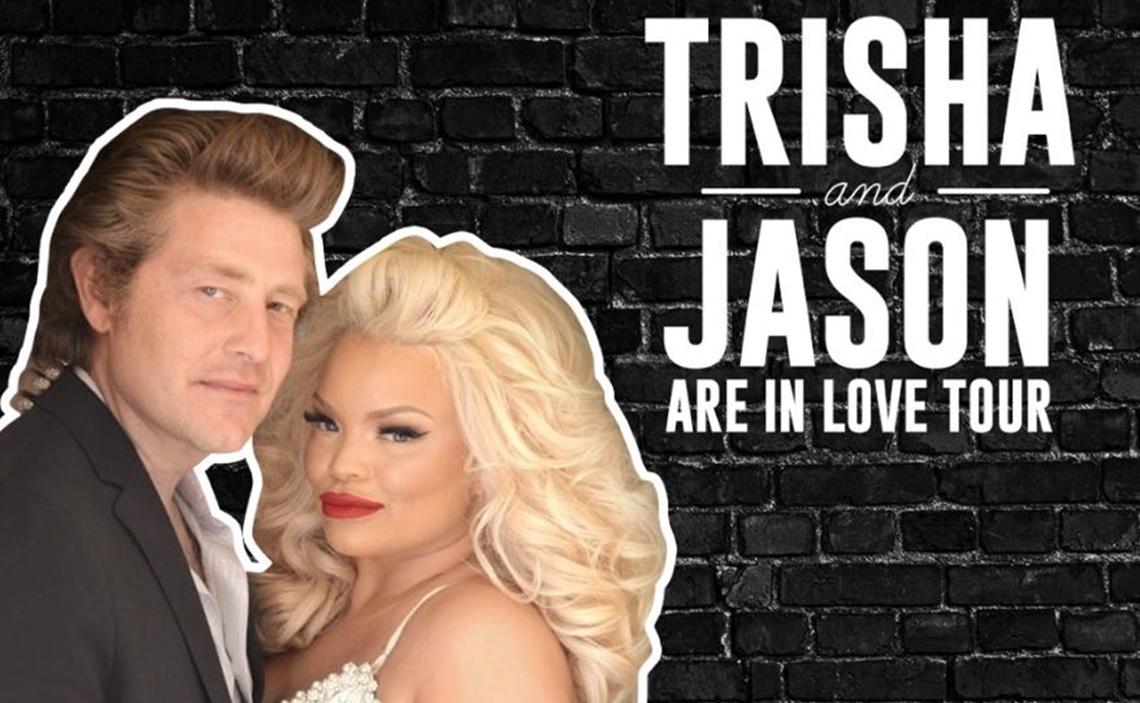 Are trisha and jason dating
