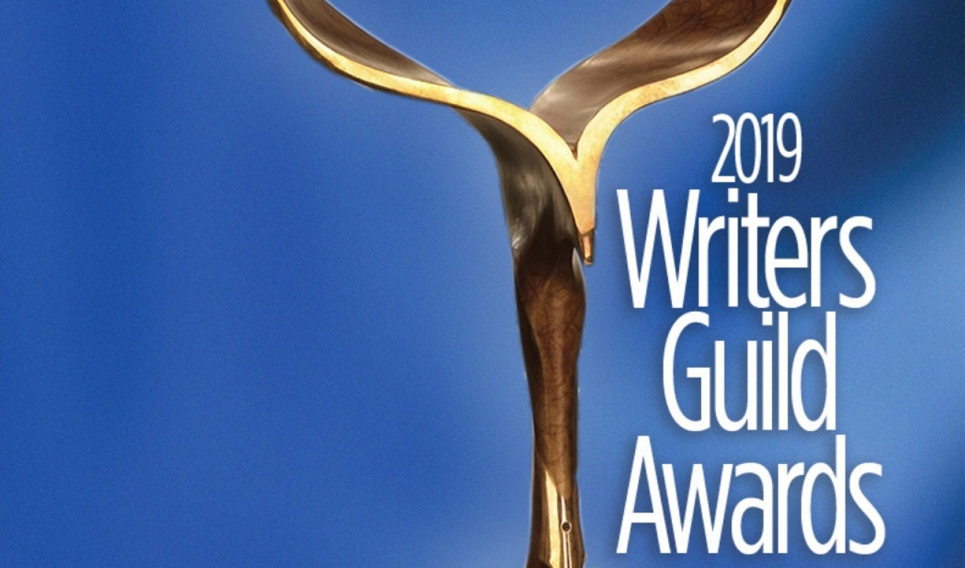 Writers Guild Of America Invites New Media Scriptwriters To Submit For Its 2019 Awards
