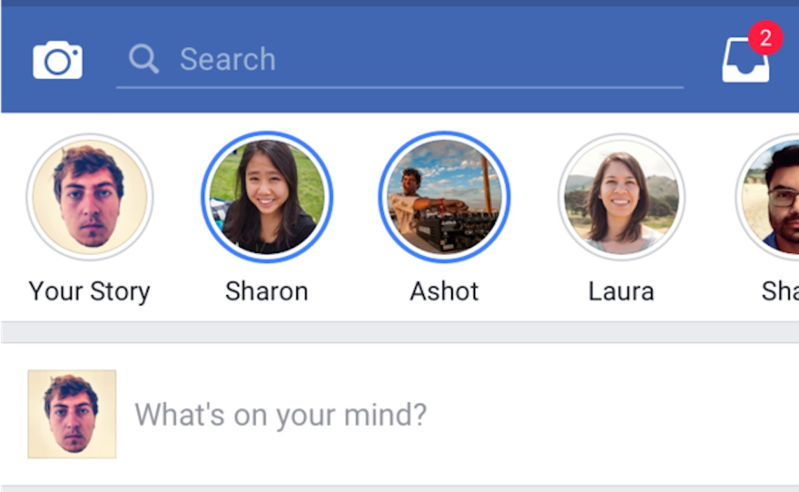 Facebook Tests Highlights, Eternalizing Users' Stories In
