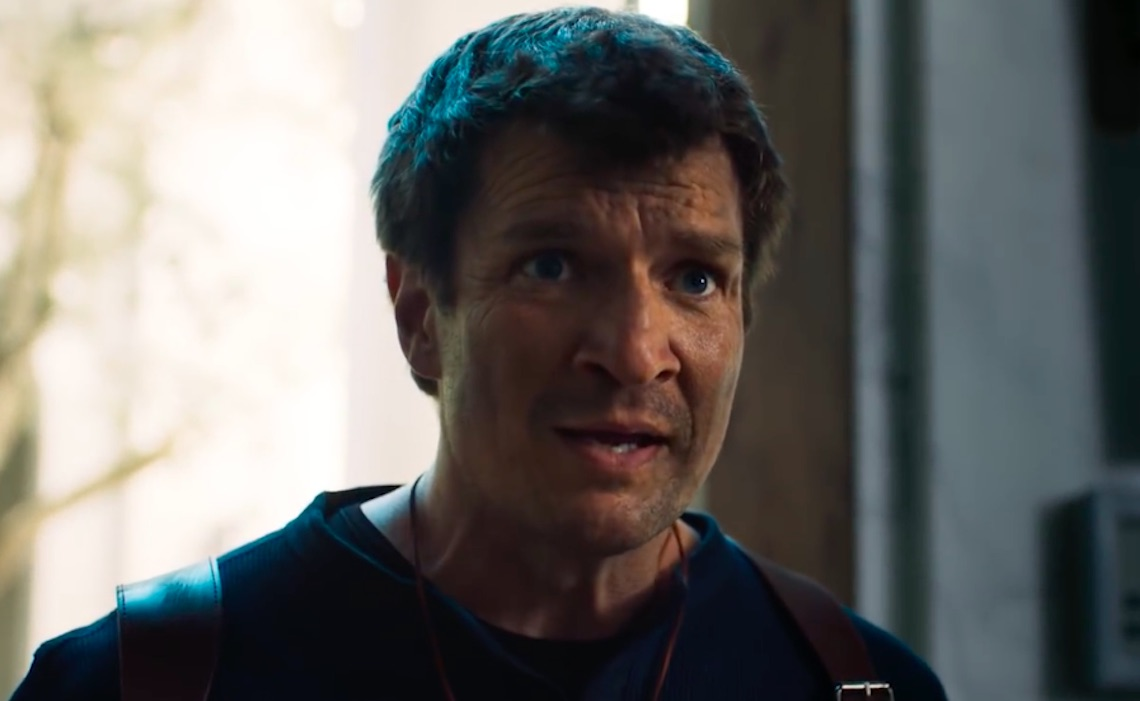 Nathan Fillion Just Created A Youtube Fan Film Of Uncharted