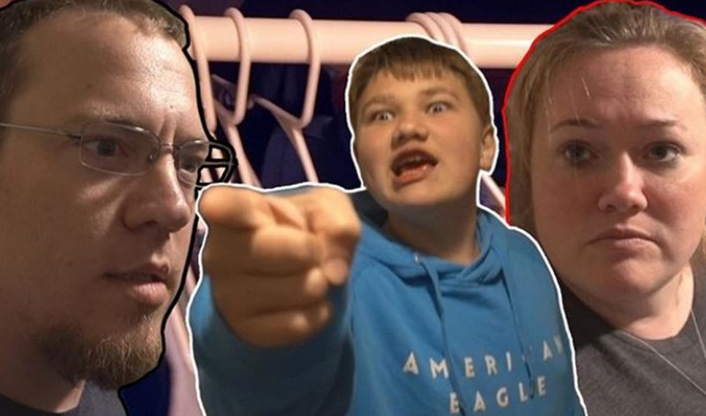 YouTube Finally Terminates Channels Belonging To Notorious 'DaddyOFive' Parents