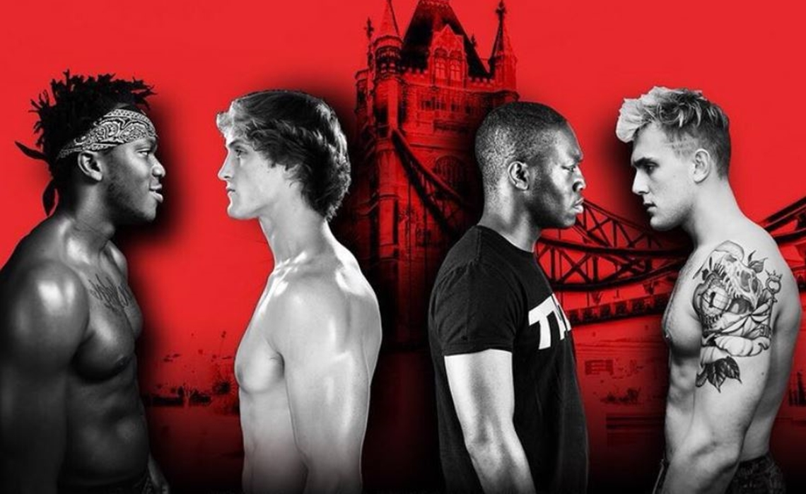 KSI, Logan Paul To Reunite For Pre-Fight Press Conference ...