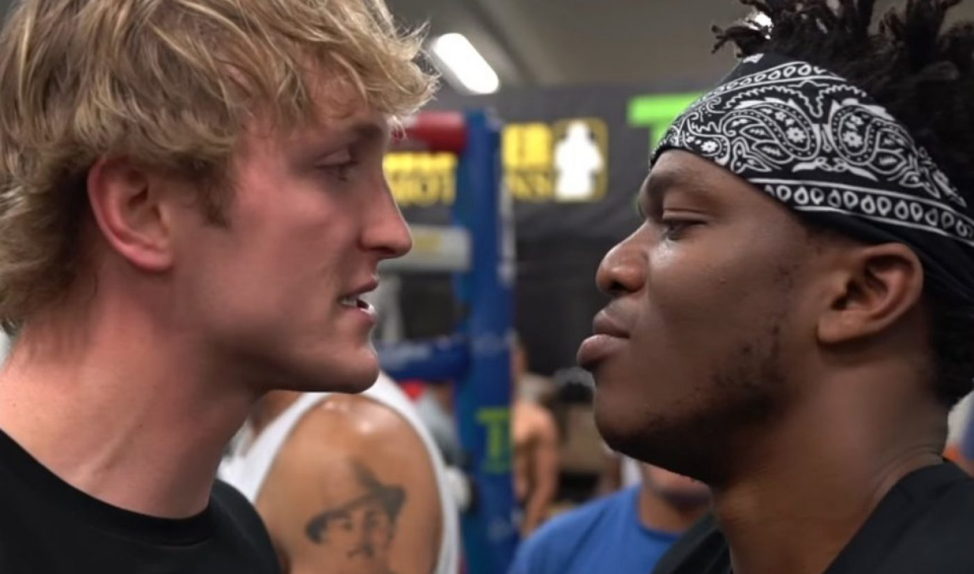 Logan Paul And KSI Have Launched A Pay-Per-View YouTube Channel Dedicated To Their Upcoming Boxing Match