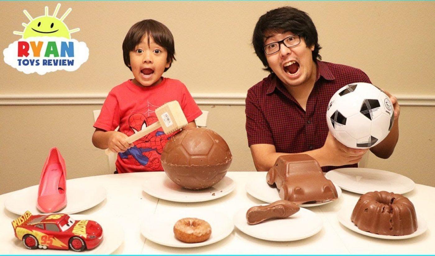 Kid-Friendly Network Pocket.watch Raises $15 Million Series B Round Led By Viacom