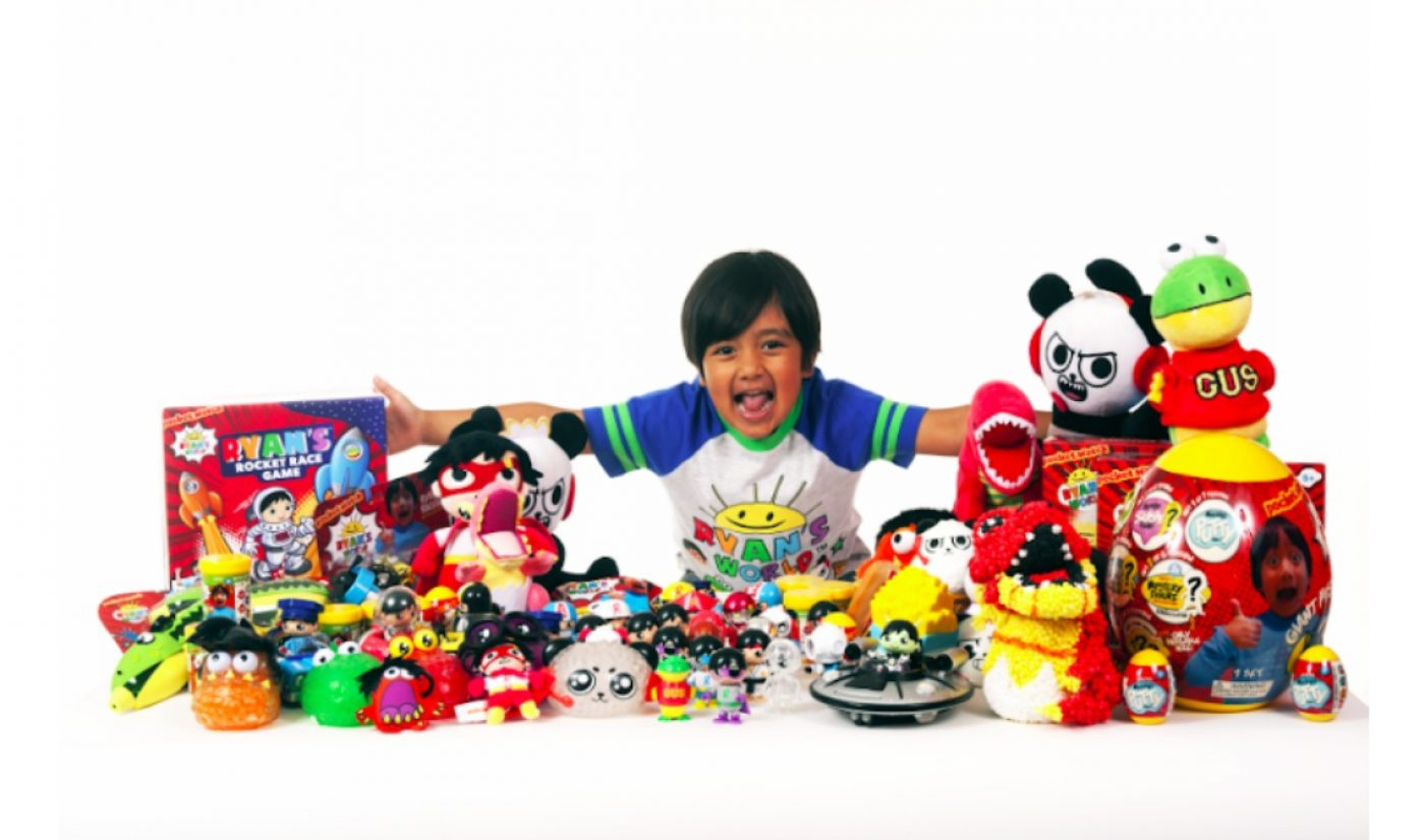 Ryan ToysReview's New Toy And Apparel Line Is Coming To Walmart On August 6