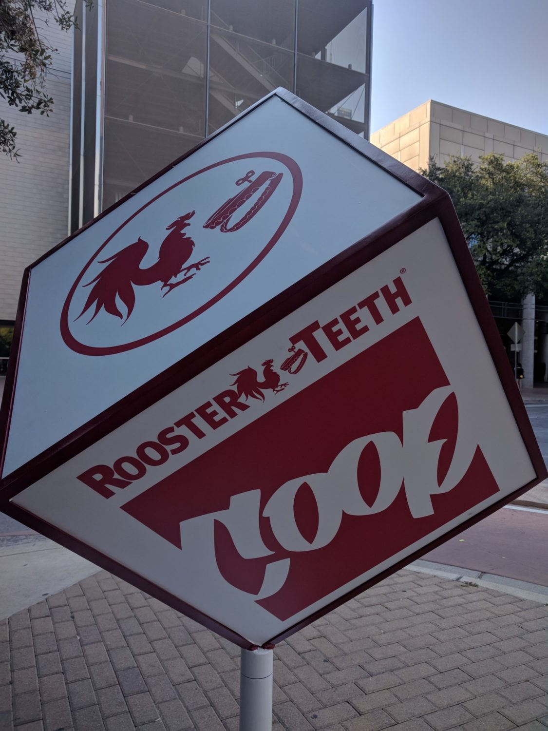 Rooster Teeth's Retail Pop-Up Store 'The Coop' Draws 10,000 Shoppers