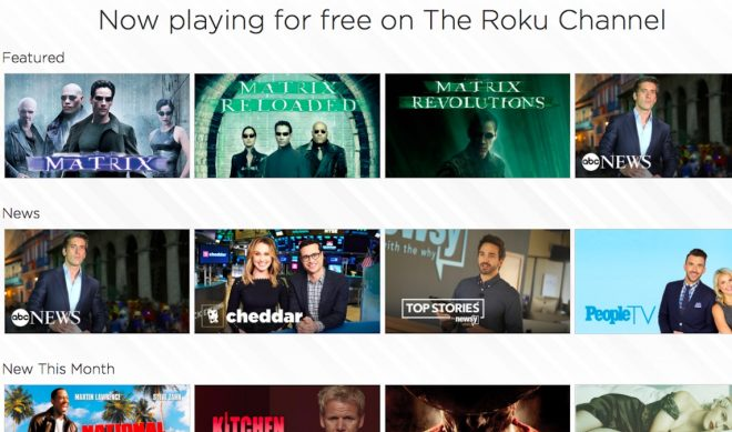 Roku Exceeds Q2 Earnings Expectations, Brings Free Streaming Service To Web