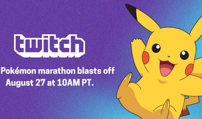 Twitch Embraces Nostalgia Again With Pokemon TV And Movie Marathons