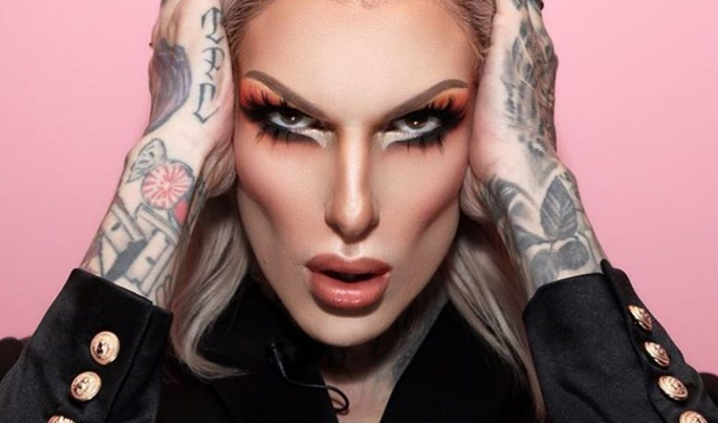YouTube Beauty Mogul Jeffree Star Breezes Past 10 Million Subscribers In Roughly 3 Years