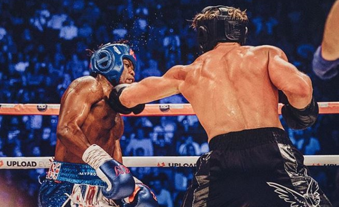 You Can Now Watch The KSI And Logan Paul Fight For Free On ...