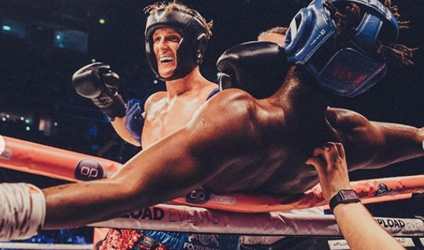How Much Did Logan Paul And KSI Make From Their 'YouTube World Boxing Championship'? A Lot.