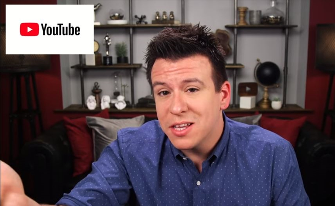 Philip DeFranco Testing New Show Format To Avoid
