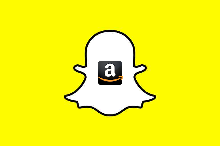 Amazon Snap Snapchat logo image
