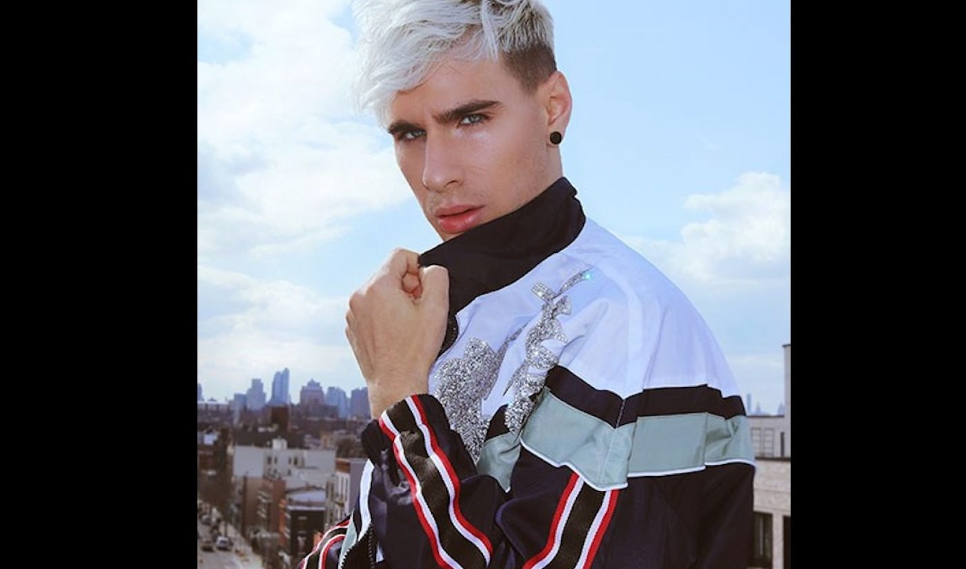 """Creators Going Pro: Stylist To The Stars Brad Mondo Knew He Wanted To Be A YouTuber — So He """"Made It Happen"""""""