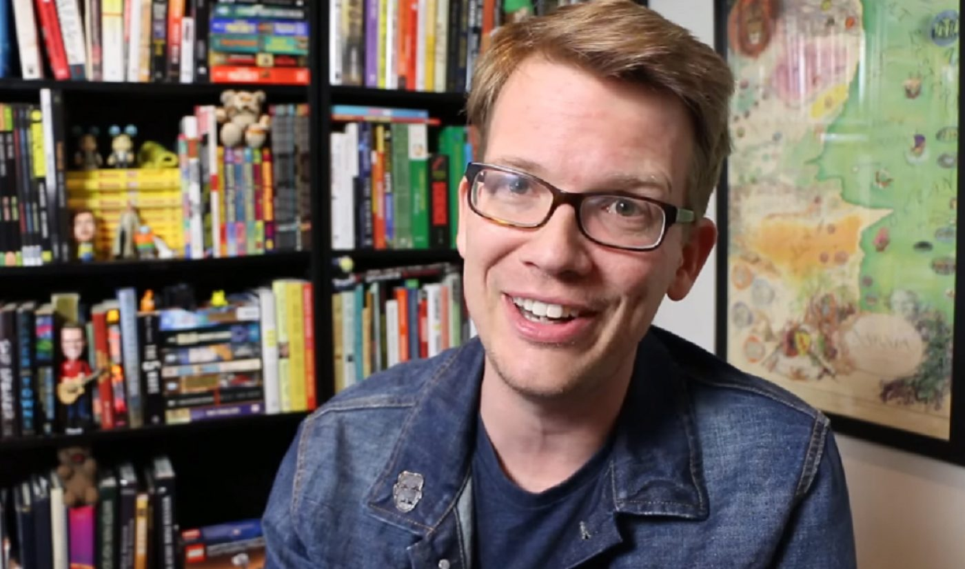 Hank Green Has Been Making YouTube Videos For 12 Years — Here's Why He's Never Experienced Burnout