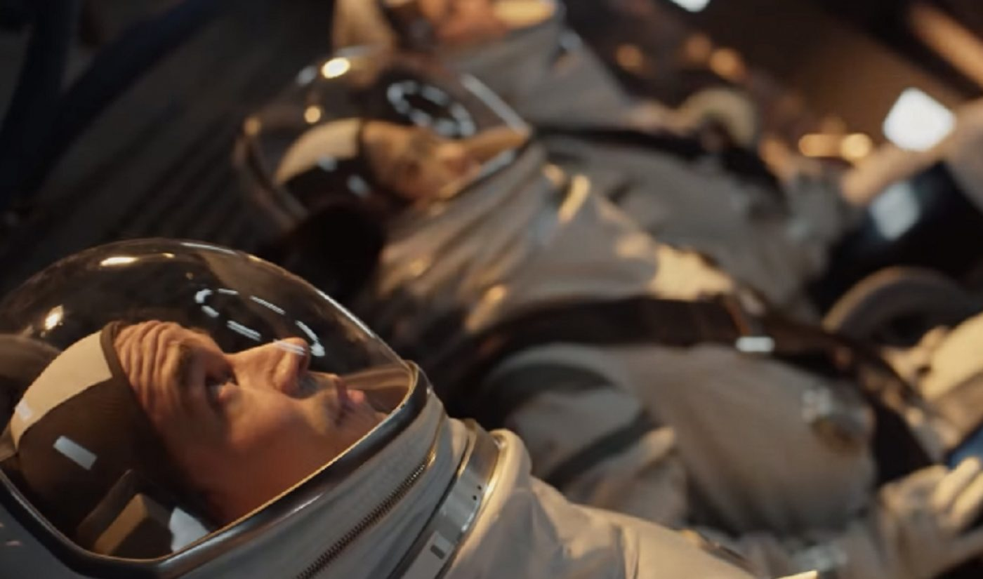 Hulu Reaches For The Stars With New Ad Strategy To Complement Original Space Show 'The First'