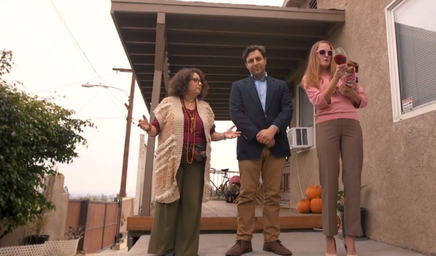 Indie Spotlight: In Comedy Webseries 'IndigNation,' Three Wildly Different People Ditch America To Create Their Own Country