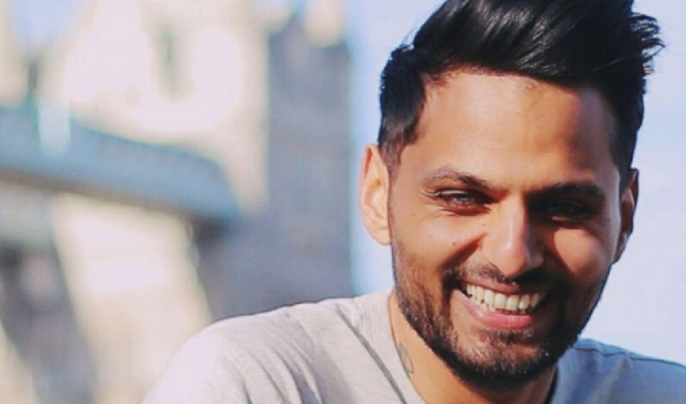 """YouTube Millionaires: Jay Shetty Has A """"Monk Mindset In A Modern Setting"""""""